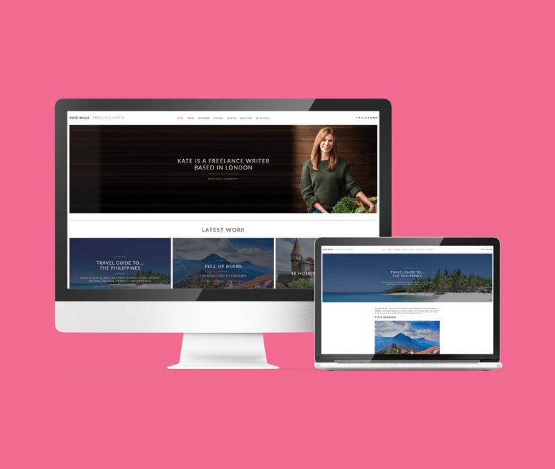 kate wills website