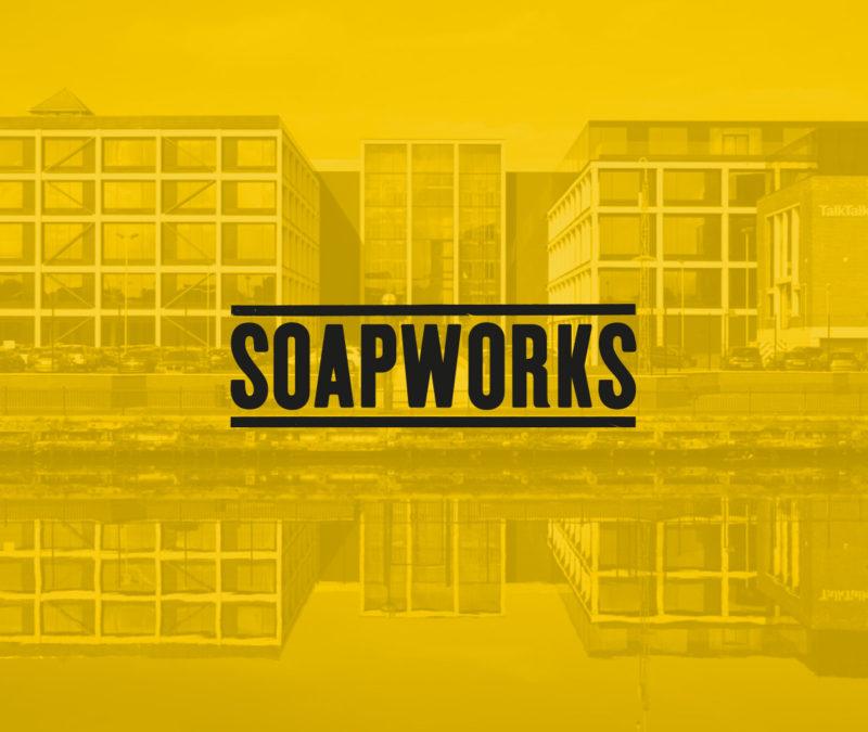 soapworks logo